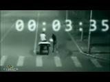 Телепортация снятая в Китае камерой наружного наблюдения