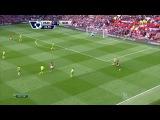 Чемпионат Англии 2013-2014 / 36-й тур / Манчестер Юнайтед - Норвич Сити / 1 тайм [720p, HD]