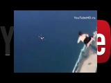 Прыжки из самолета, Без Парашюта! компиляция Jumping out of a plane without parachute AWESOME PEOPLE
